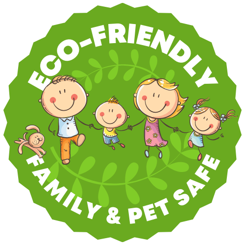 Eco Friendly and Pet Safe